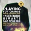 Playing For Change en el Christmas Tour en Sala Apolo (Barcelona). El Martes 17 de Diciembre