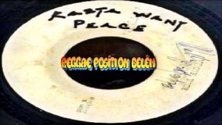 The Aggrovators - Rasta Want Peace [Blank]